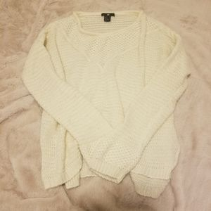H&M Sweaters - H&M White Sweater
